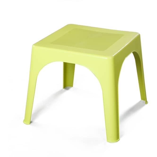 Kindertisch Premium - limegrün