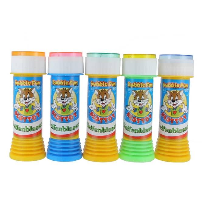 Besttoy - Seifenblasen 60 ml - 1 Stück