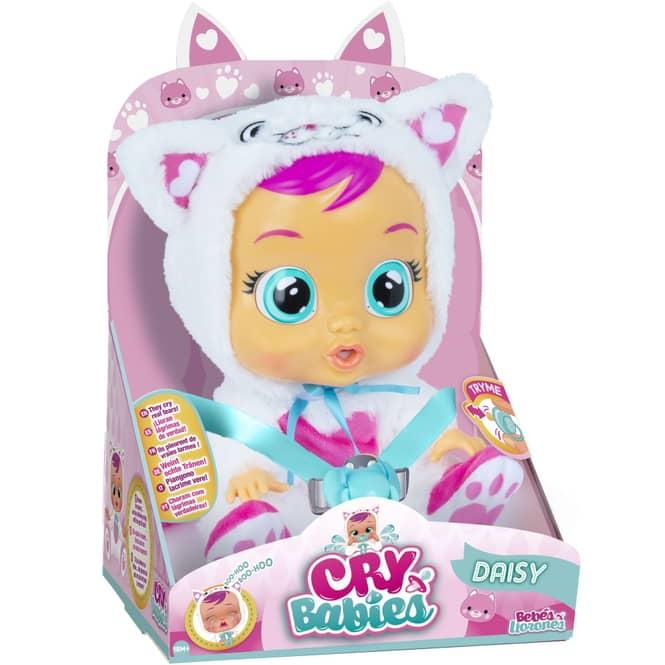 Cry Babies - Babypuppe - Daisy