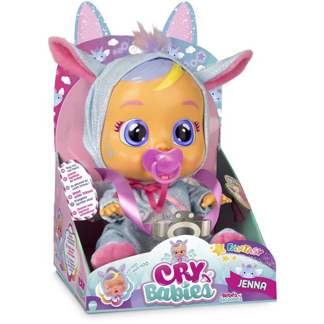 Cry Babies - Babypuppe - Fantasy Jenna