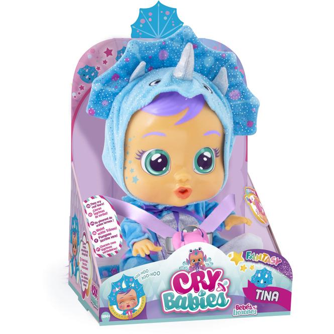 Cry Babies - Babypuppe - Fantasy Tina