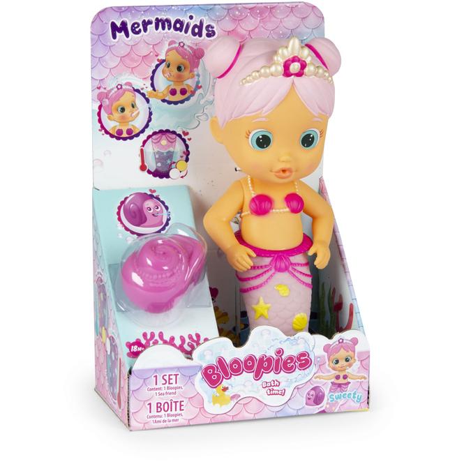Bloopies - Meerjungfrauen - Sweety