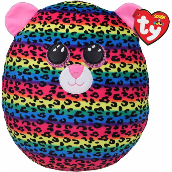 Squish a Boo - Leopard Dotty - Ty