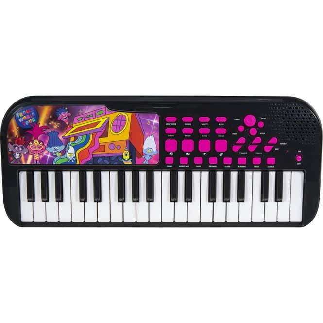 Trolls 2 - World Tour - Keyboard