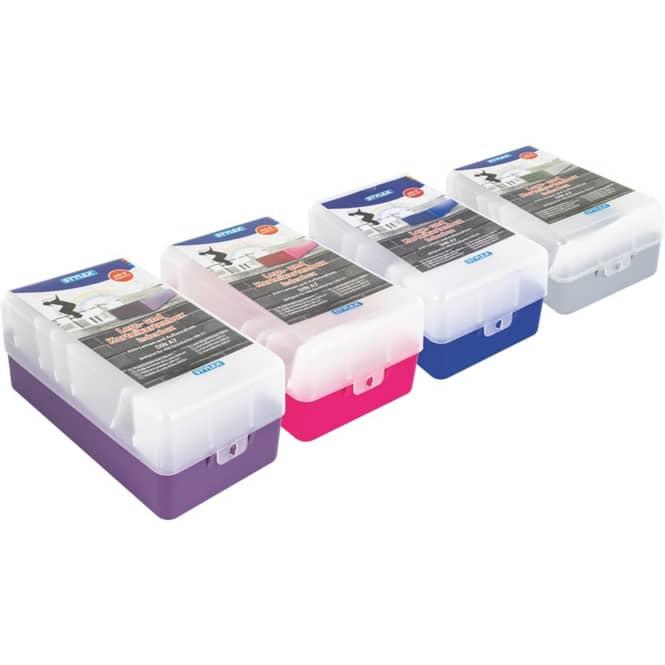 Lern- und Karteikartenbox - DIN A7 - 1 Stück