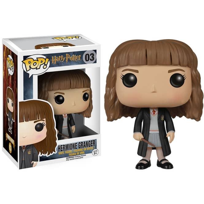 Funko POP! - Harry Potter Sammelfigur - Hermine Granger