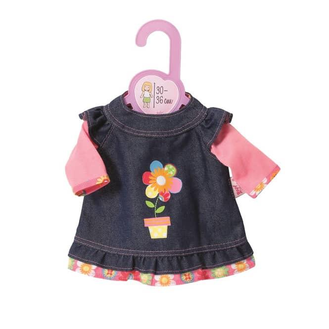 Dolly Moda - Jeanskleid 38 - 46 cm
