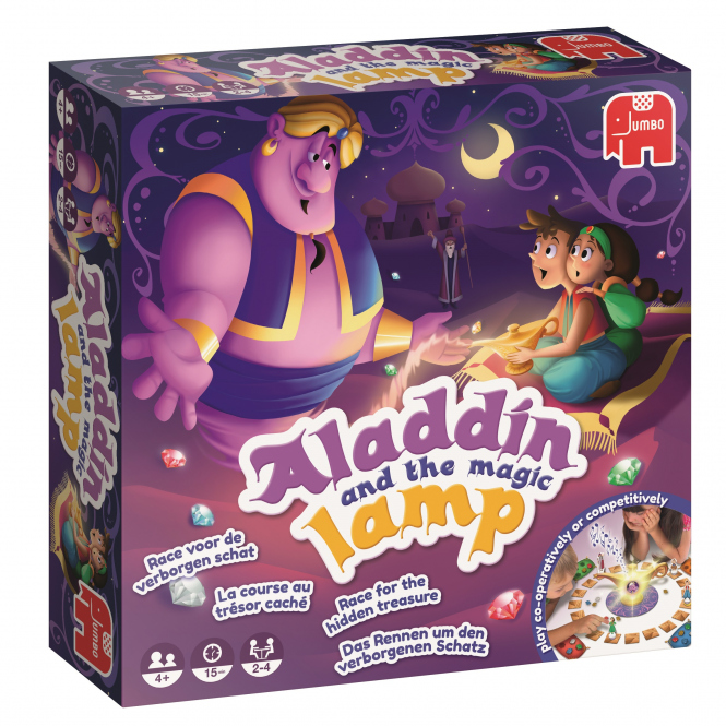 Aladdin und die Wunderlampe - Jumbo