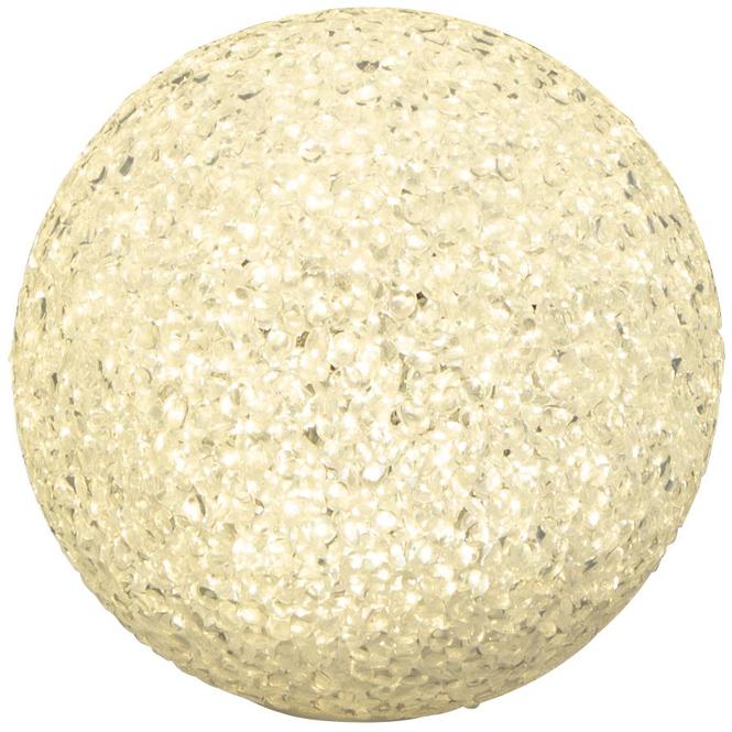 LED Kugel - warmweiß - Durchmesser: ca. 10 cm