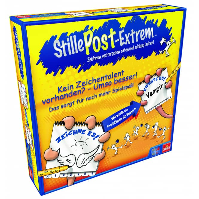 Stille Post Extrem - Goliath