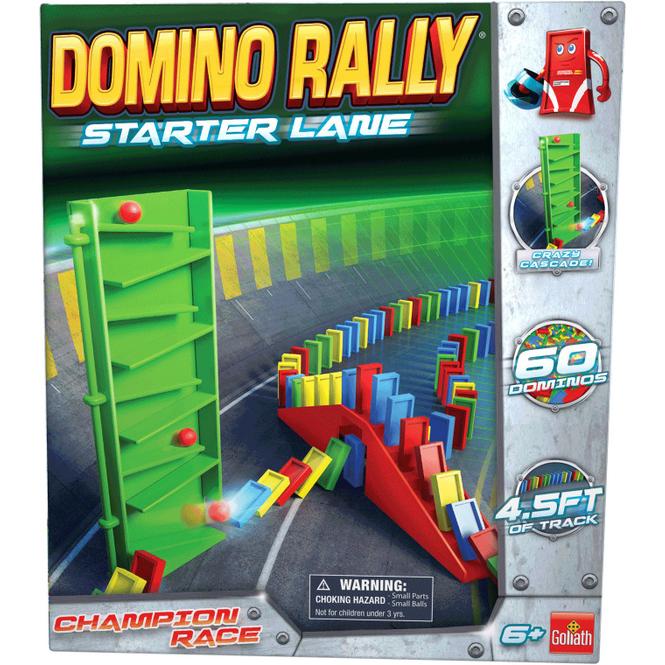 Domino Express Starter Lane - Goliath