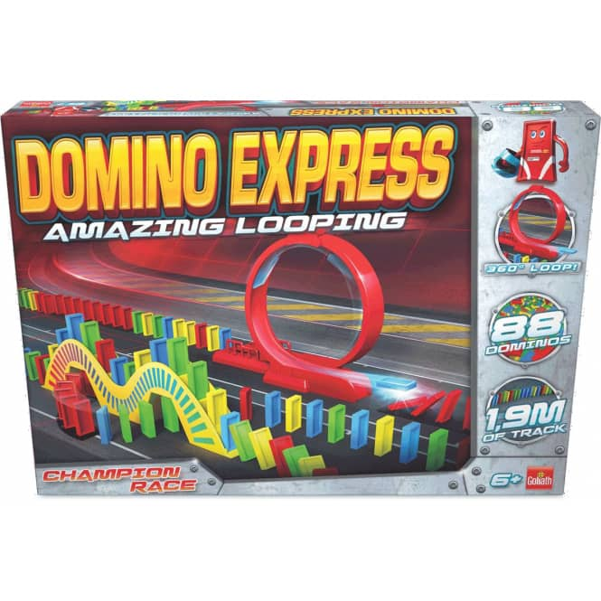 Domino Express Amazing Looping - Goliath