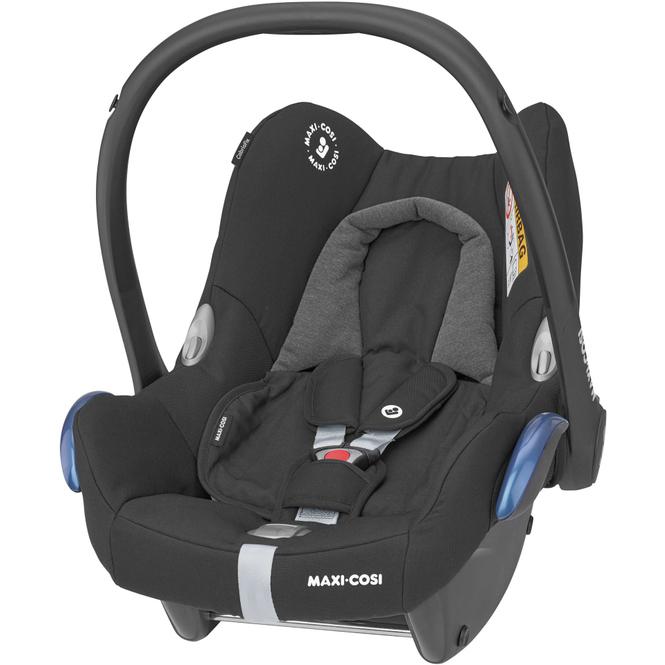 Maxi Cosi - Babysafe CabrioFix - Farbe: Essential Black