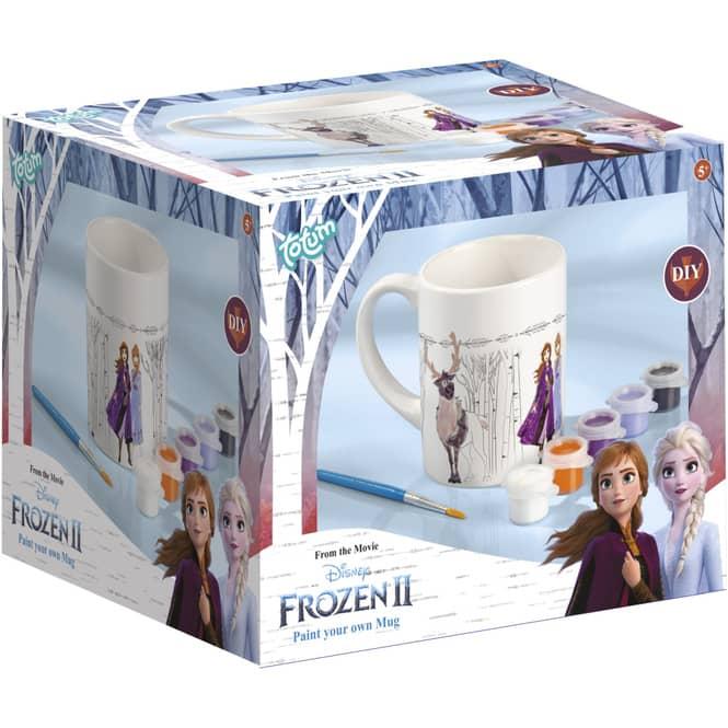 Die Eiskönigin 2 - Tasse zum Bemalen