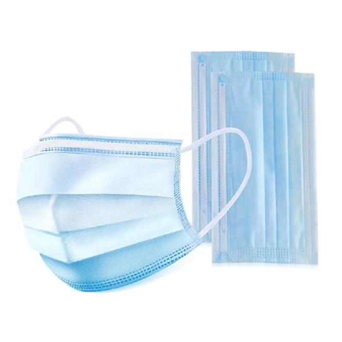 Gesichtsmaske - Mund-Nasenmaske - 20 Stück