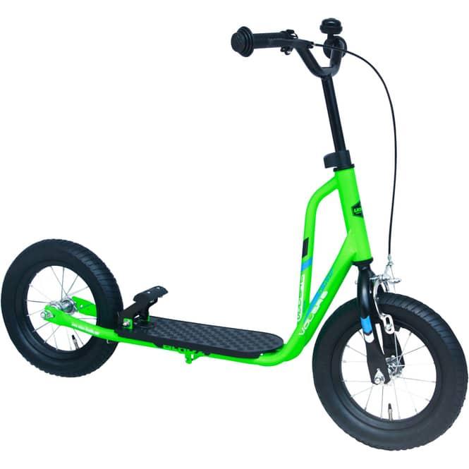 Tretroller - Blade - 12 Zoll - grün-schwarz