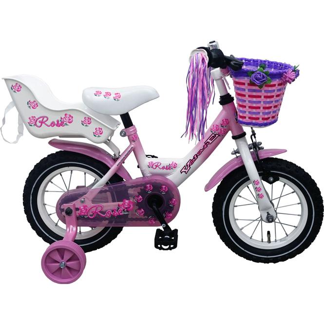 Fahrrad - Volare Rose - 12 Zoll