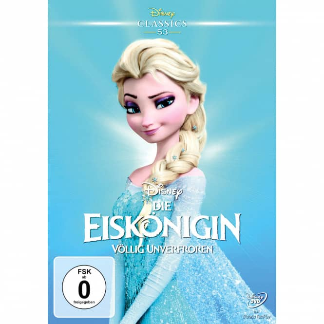 Die Eiskönigin - Völlig Unverfroren - DVD