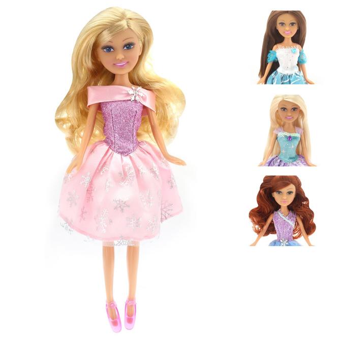 Sparkle Girlz - Modepuppe - Winter Princess - 1 Puppe
