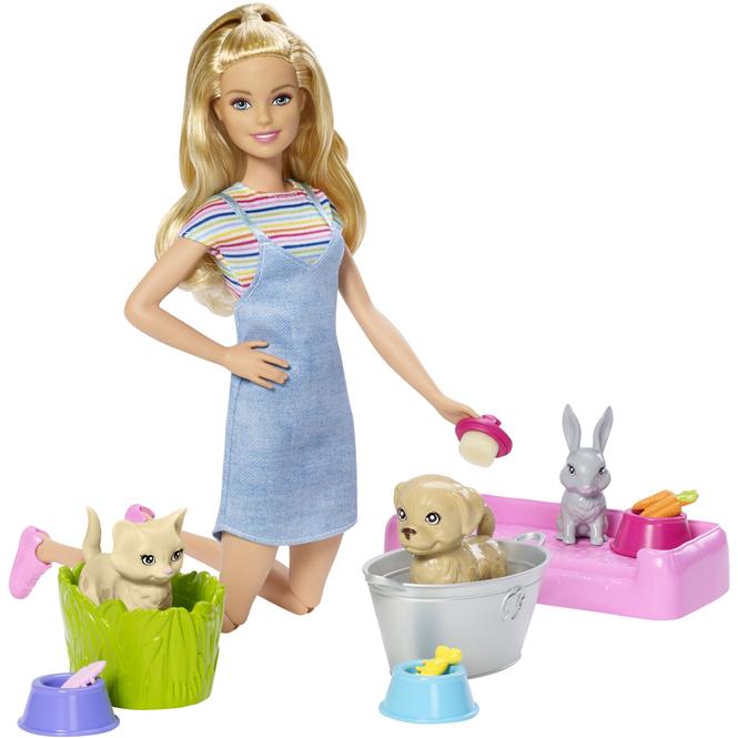 Barbie - Play 'n' Wash Pets
