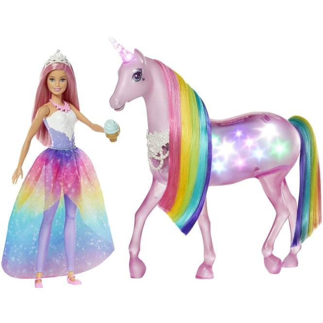 Barbie Dreamtopia - Zauberlichteinhorn