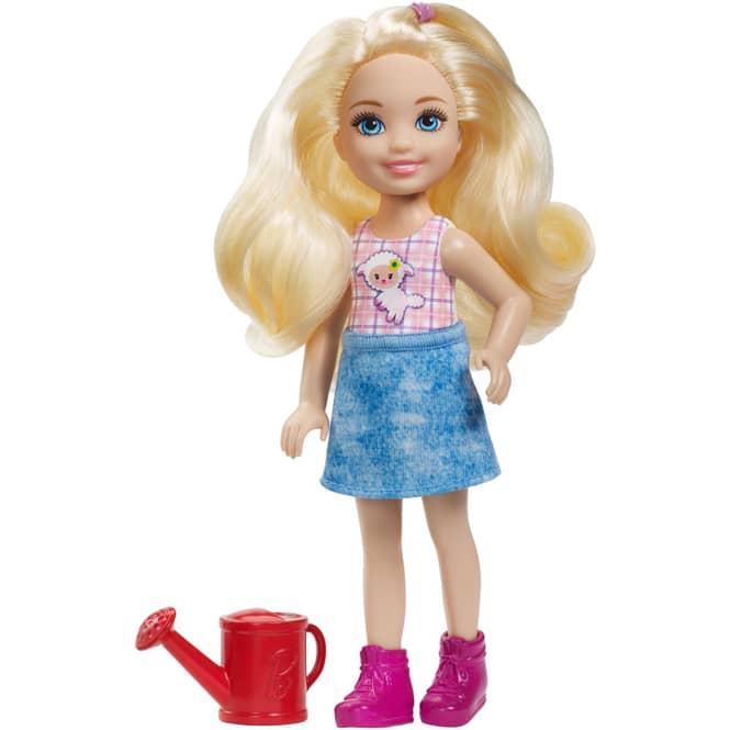Barbie - Farm Chelsea Puppe