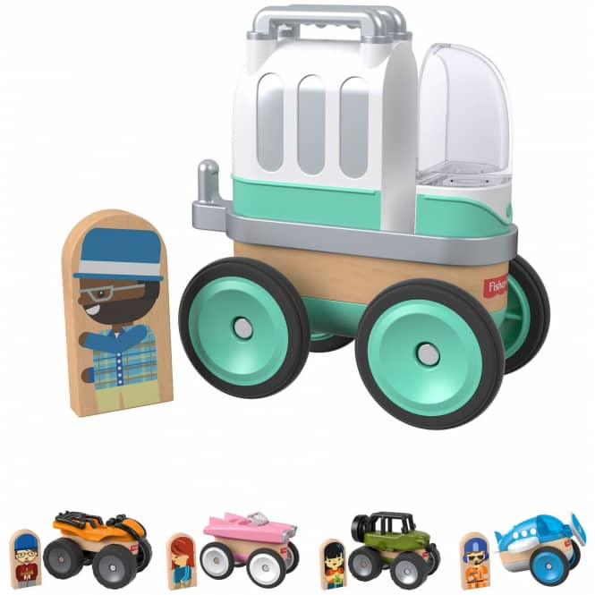 Fisher Price - Wunder Werker - Fahrzeuge - 1 Stück