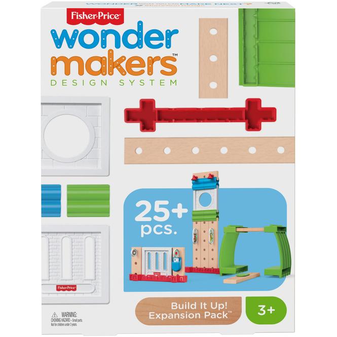 Fisher Price - Wunder Werker - Erweiterungsset - Orte