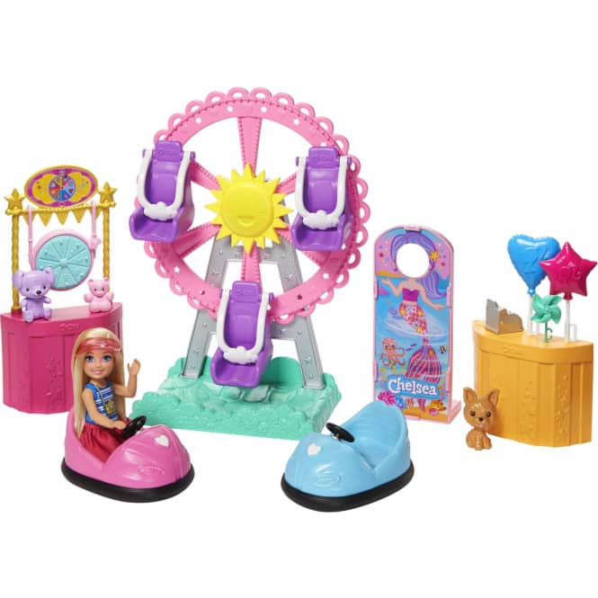 Barbie - Chelsea auf dem Jahrmarkt