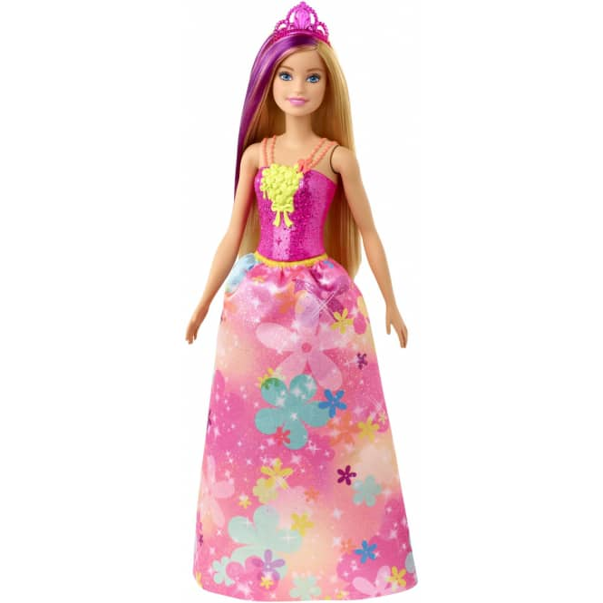 Barbie Dreamtopia - Prinzessin mit Blumenrock