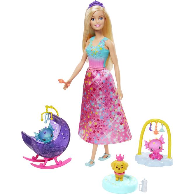 Barbie Dreamtopia - Drachen Kindergartenset