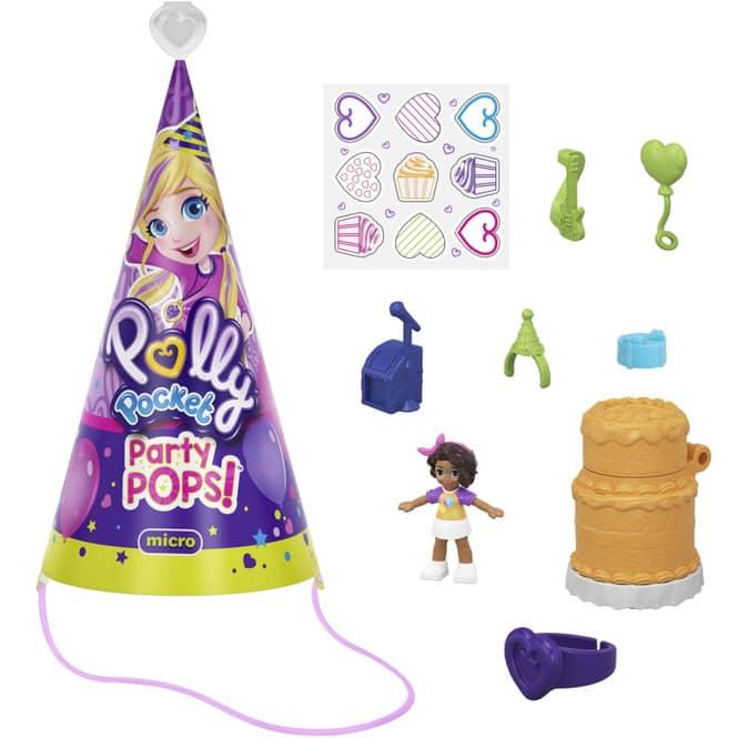 Polly Pocket - Party-Hut - 1 Stück