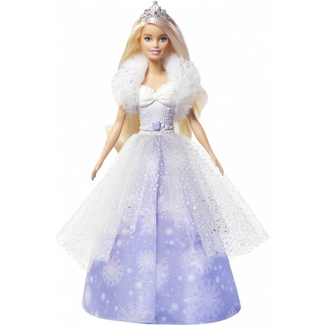 Barbie Dreamtopia - Schneezauber Prinzessin