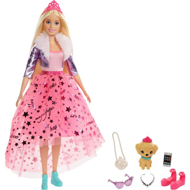 Barbie - Prinzessinnen Abenteuer - Prinzessin Deluxe