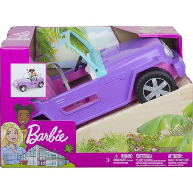 Barbie - Strand-Geländewagen