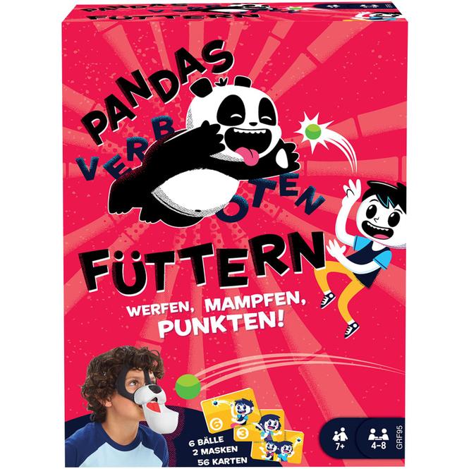 Pandas Füttern Verboten - Mattel