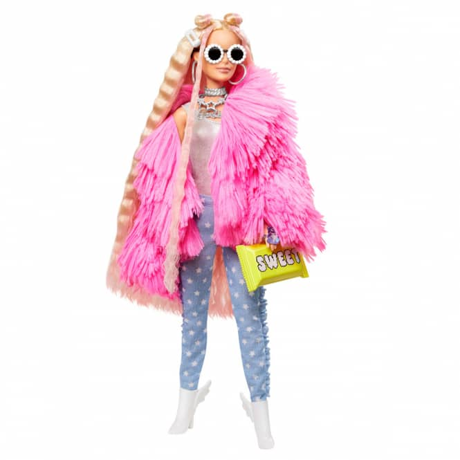 Barbie Extra - Modepuppe - Nr. 3