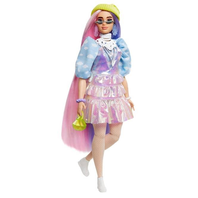 Barbie Extra - Modepuppe - Nr. 2