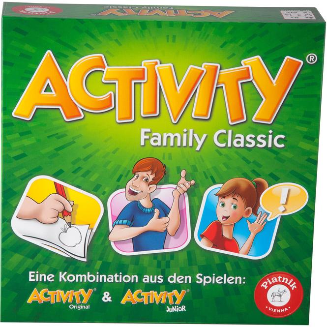 Activity Family Classic - Piatnik