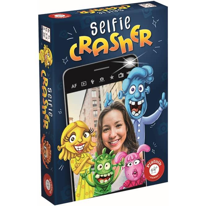 Selfie Crasher - Kartenspiel