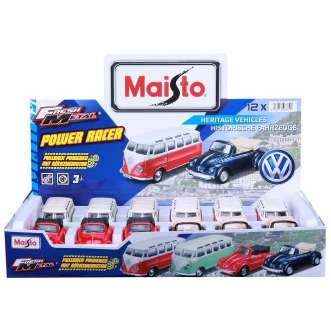 PowerRacer VW - zum Sammeln - Bauer