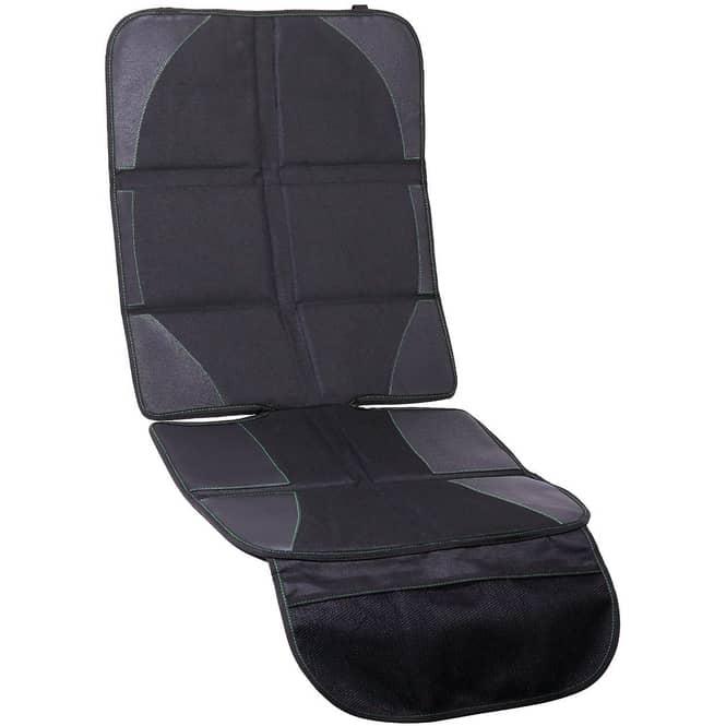 Autositzunterlage Luxus - schwarz