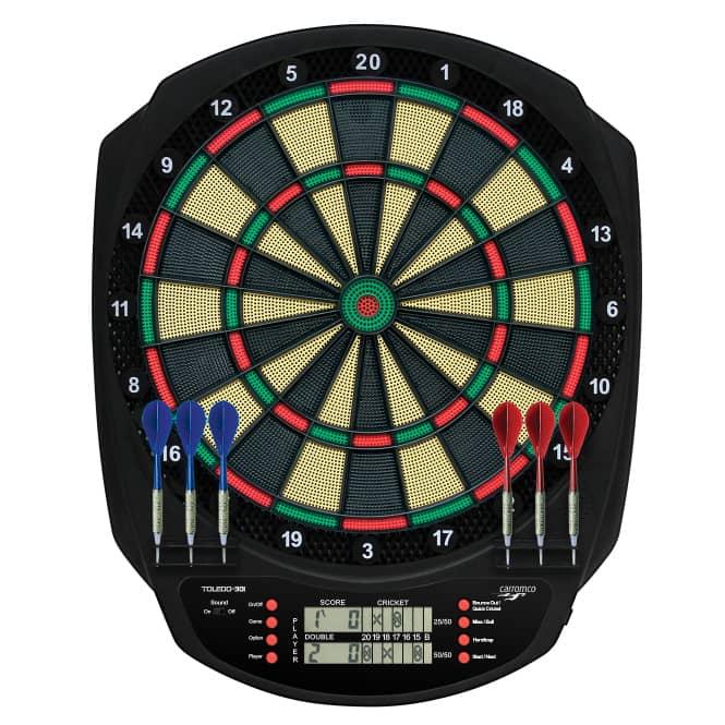Dartboard - Toledo 301 - elektronisch