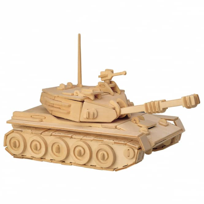 Besttoy - Holz-Modellbau - Panzer