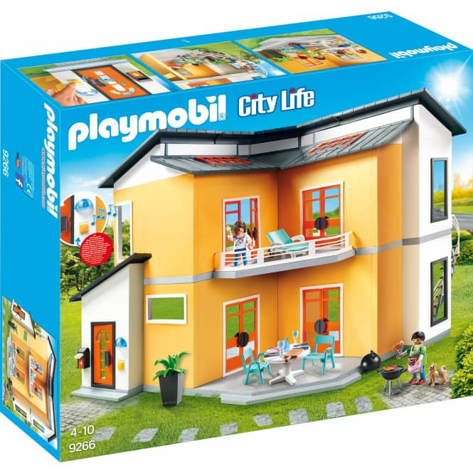 PLAYMOBIL® 9266 - Modernes Wohnhaus - Playmobil City Life
