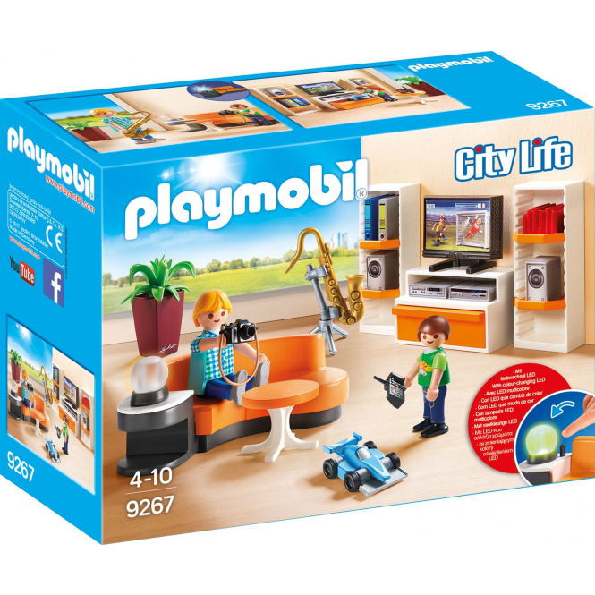 Playmobil® 9267 - Wohnzimmer - Playmobil® City Life