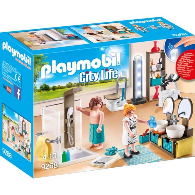 PLAYMOBIL® 9268 - Badezimmer - Playmobil City Life