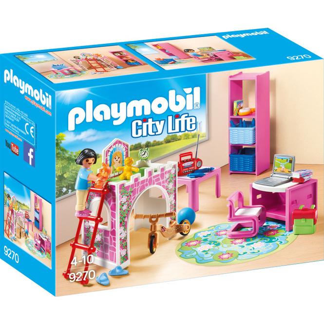 PLAYMOBIL® 9270 - Fröhliches Kinderzimmer - Playmobil City Life