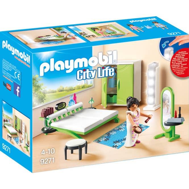 PLAYMOBIL® 9271 - Schlafzimmer - Playmobil City Life