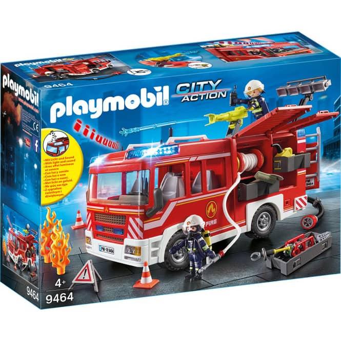 PLAYMOBIL® 9464 - Feuerwehr-Rüstfahrzeug - Playmobil City Action